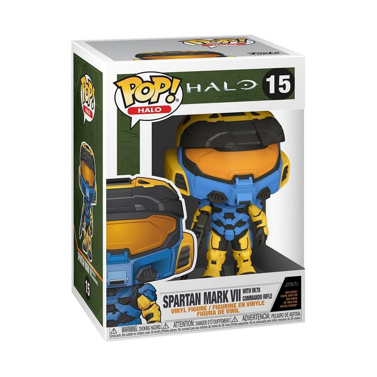 POP! Games: Halo Infinite Spartan Mark VII with Commando Rifle (Funko Deco)