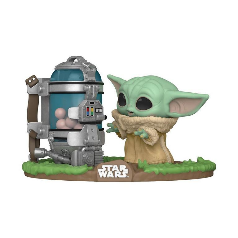 POP! Star Wars: The Mandalorian The Child with Egg Canister