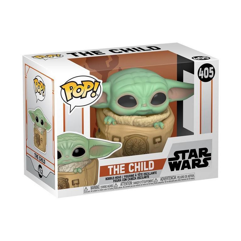 Funko POP! Star Wars: The Mandalorian The Child In Bag