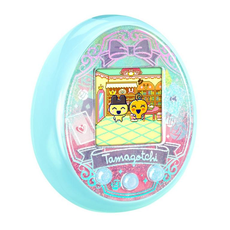 Tamagotchi On Turquoise Wonder Garden