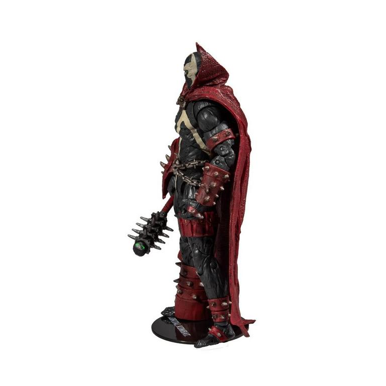 Mortal Kombat 11 Spawn with Mace Action Figure
