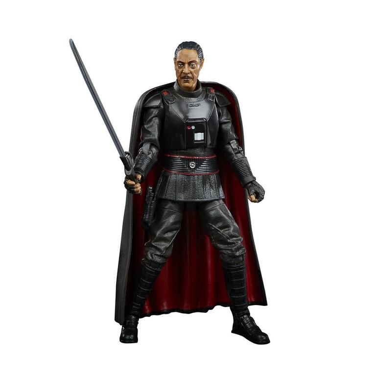 Star Wars: The Mandalorian Moff Gideon The Black Series Action Figure