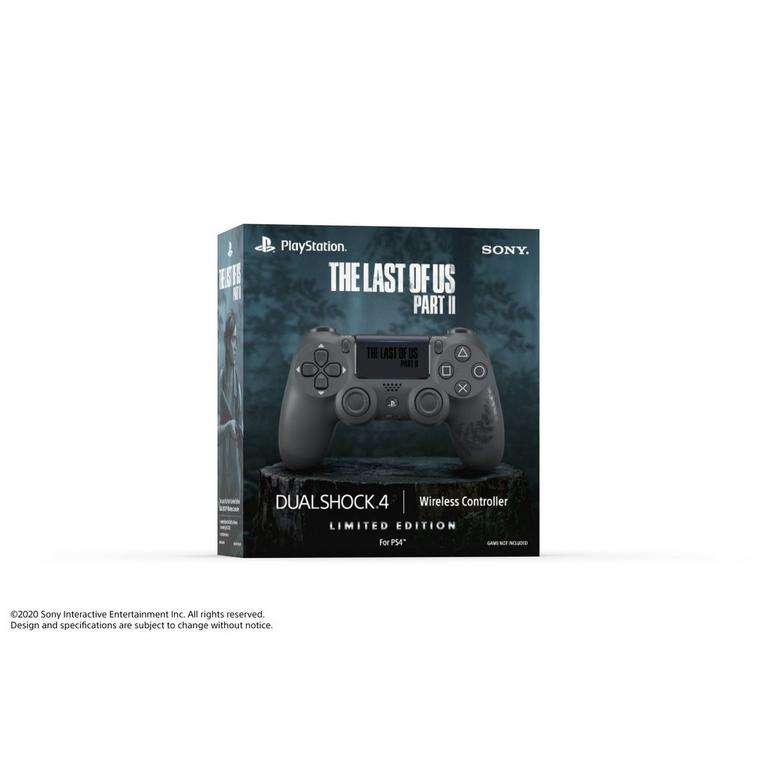 Sony DUALSHOCK 4 The Last of Us Part II Limited Edition Wireless Controller