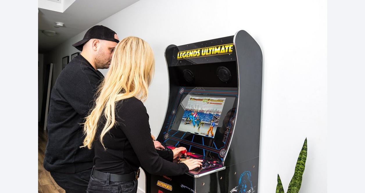 Legends Ultimate Arcade Cabinet