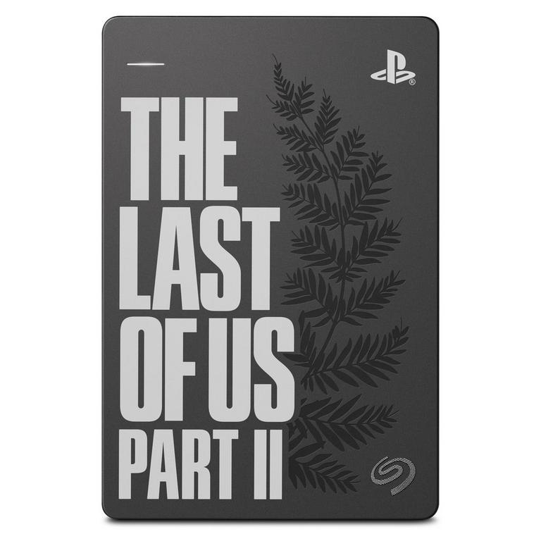 The Last of Us Part II Special Edition Game Drive 2TB for PlayStation 4