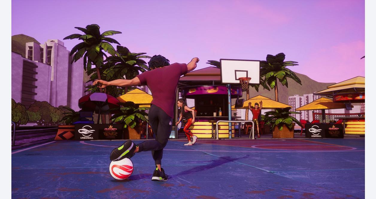 Street Power Soccer