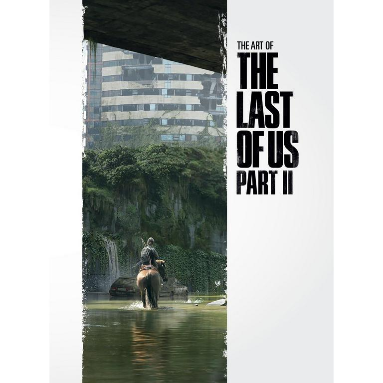 The Art of The Last of Us Part II by Naughty Dog Standard Edition Hardcover