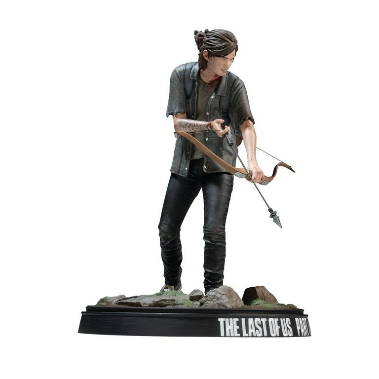 The Last of Us Part II Ellie with Bow Statue