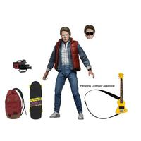Deals on Action Figures Sale: Fortnite: Back to the Future Marty McFly Figure