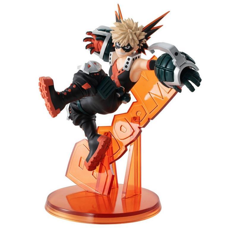 My Hero Academia Katsuki Bakugo Styling Statue