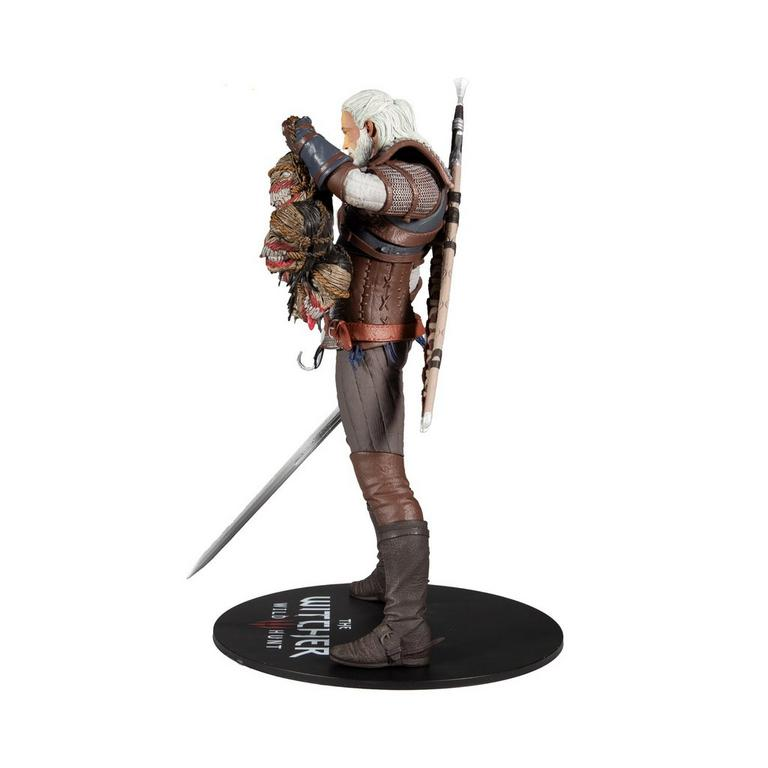 The Witcher III: Wild Hunt Geralt of Rivia Action Figure