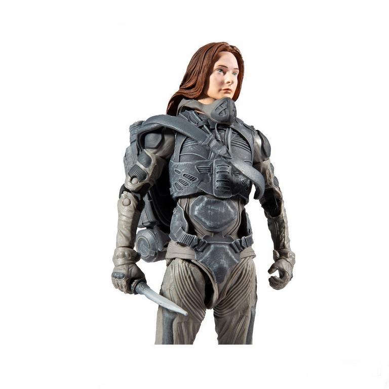 Dune Lady Jessica Build-A Action Figure