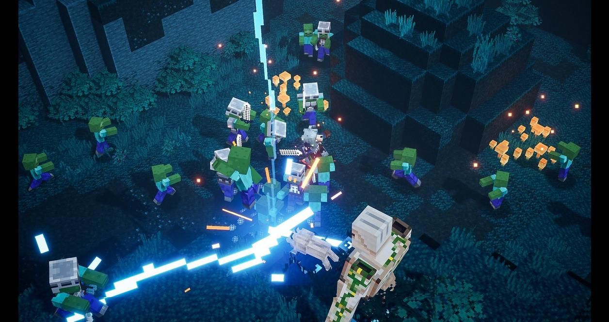 Minecraft Dungeons Hero Edition  Nintendo Switch  GameStop