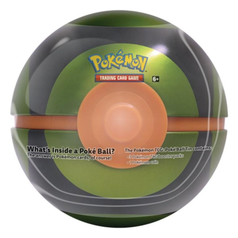 Pokemon Trading Card Game: Poke Ball Tin Summer 2020 (Assortment)