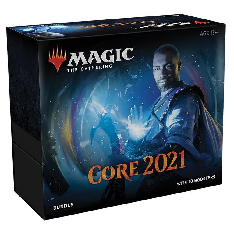 Magic: The Gathering Core 2021 Bundle
