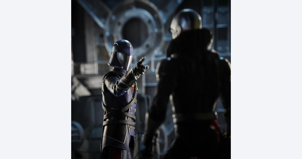 G.I. Joe Cobra Commander Classified Series Action Figure