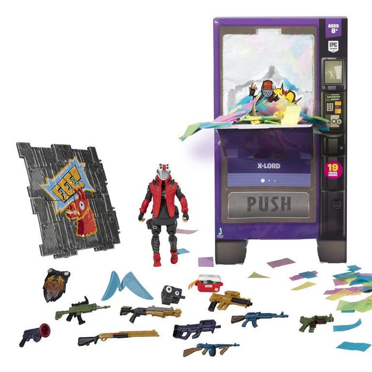 Fortnite Vending Machine Action Figure (Assortment)