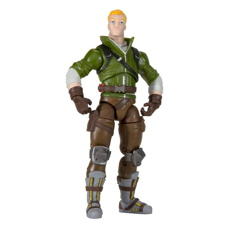 Fortnite Deluxe Battle Bus with Recruit Action Figure