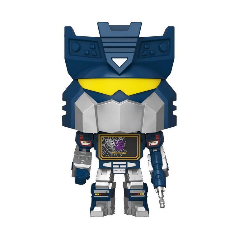 POP! Vinyl: Transformers Siege Soundwave Only at GameStop
