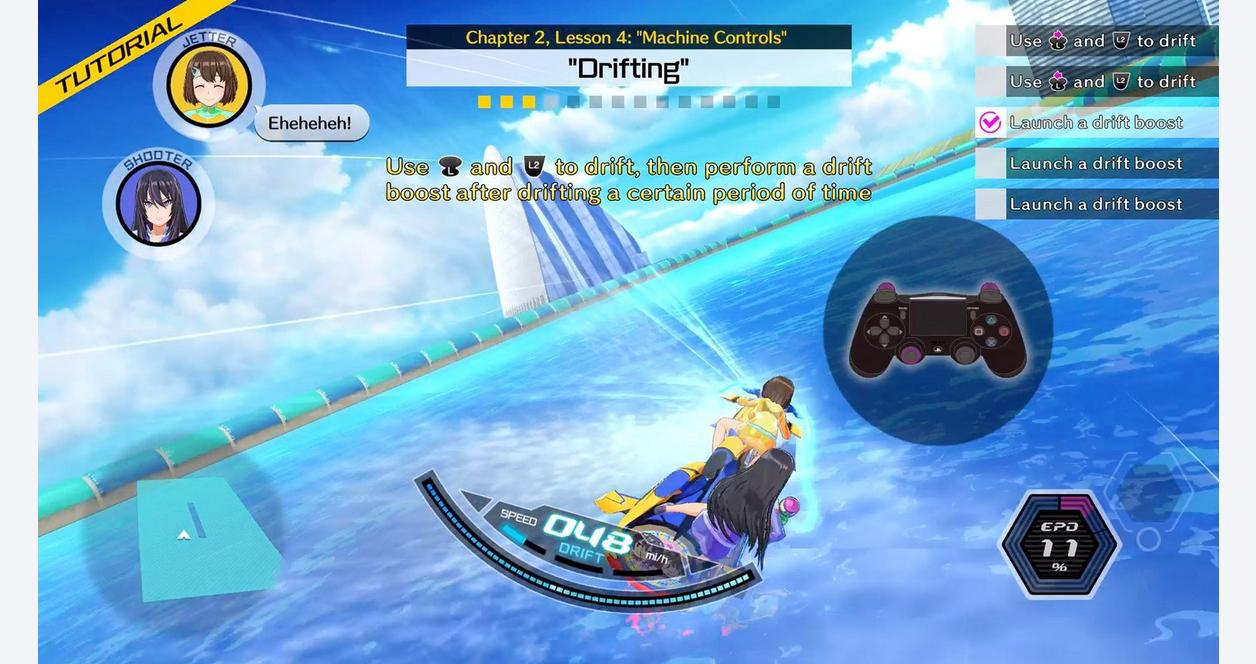 Kandagawa Jet Girls: Racing Hearts Edition