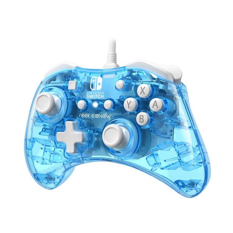 Nintendo Switch Rock Candy Blu-merang Wired Controller