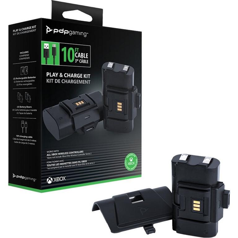 Play and Charge Kit for Xbox Series X