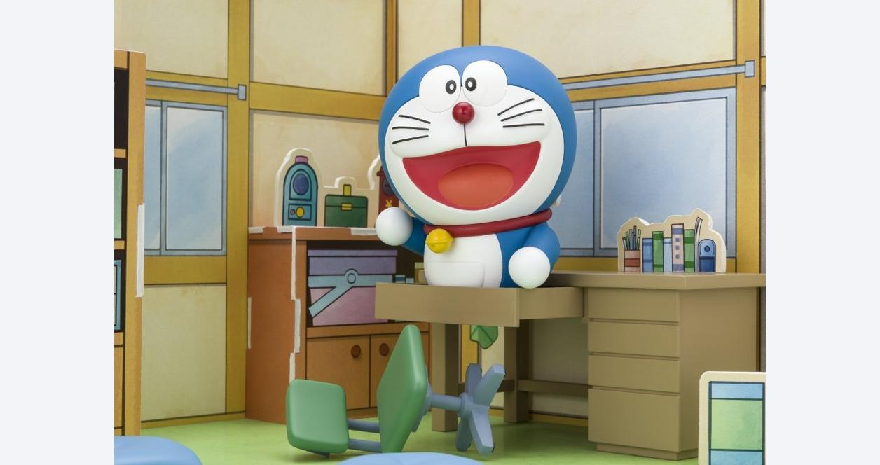 Doraemon Nobita S Room Figuarts Zero Set Gamestop