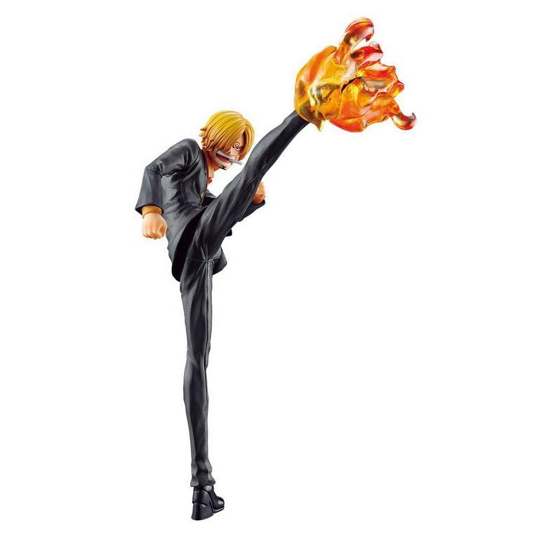 One Piece Vinsmoke Sanji Battle Memories Ichiban Statue