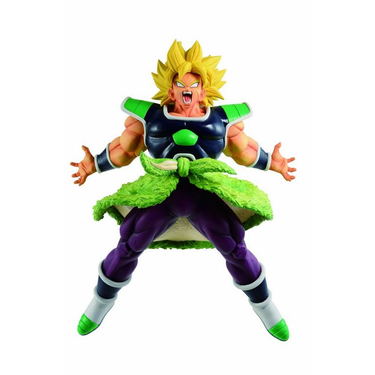 Dragon Ball Z Super Saiyan Broly Rising Fighters Statue
