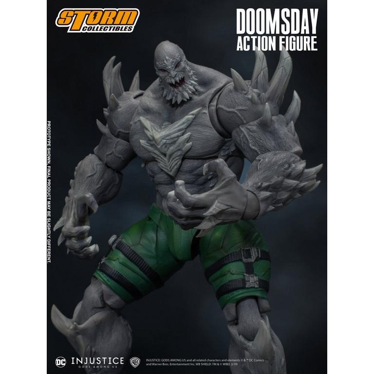 Injustice: Gods Among Us Doomsday Action Figure