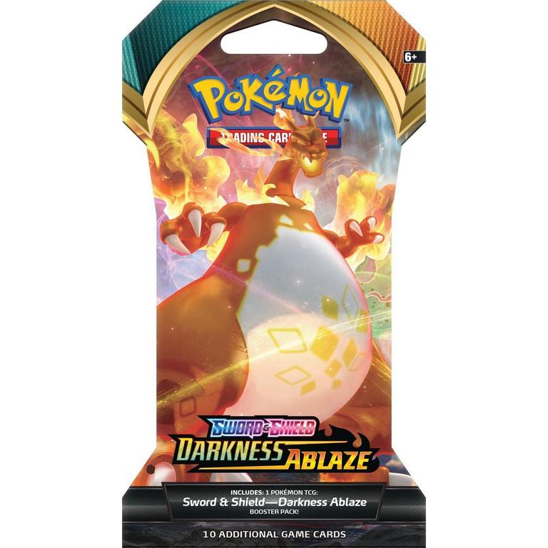 Pokemon Trading Card Game: Sword and Shield Darkness Ablaze Sleeved Booster Pack