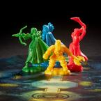 Dungeons and Dragons Adventure Begins Board Game