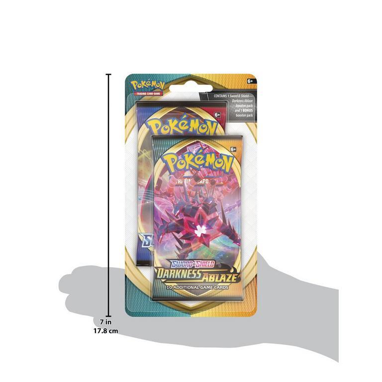 Pokemon Trading Card Game: Sword and Shield Darkness Ablaze Bonus Pack