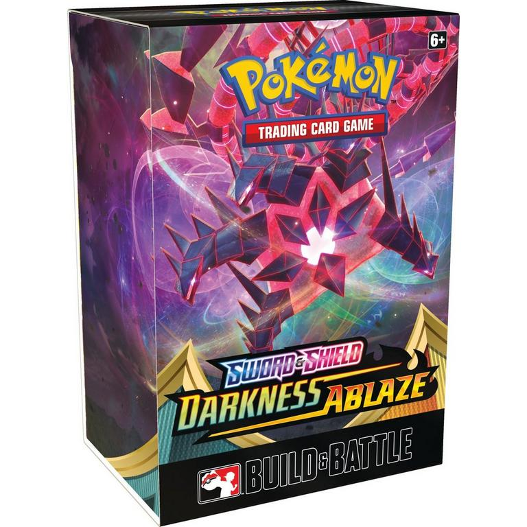 Pokemon Trading Card Game: Darkness Ablaze Build and Battle Box ...