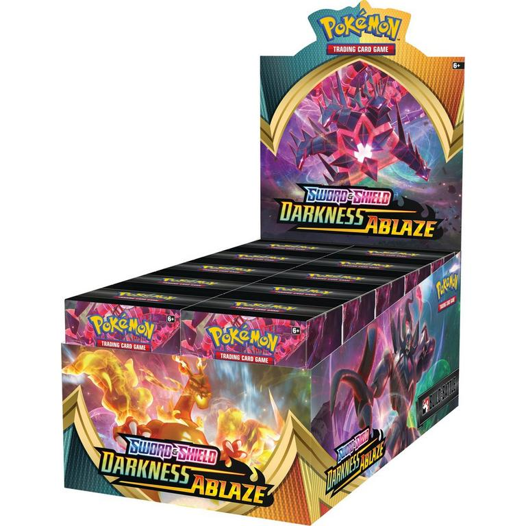 Pokemon Trading Card Game: Darkness Ablaze Build and Battle Box