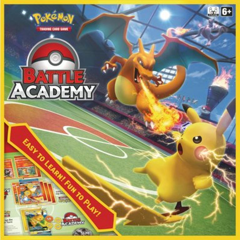 Pokemon Trading Card Game: Battle Academy Box
