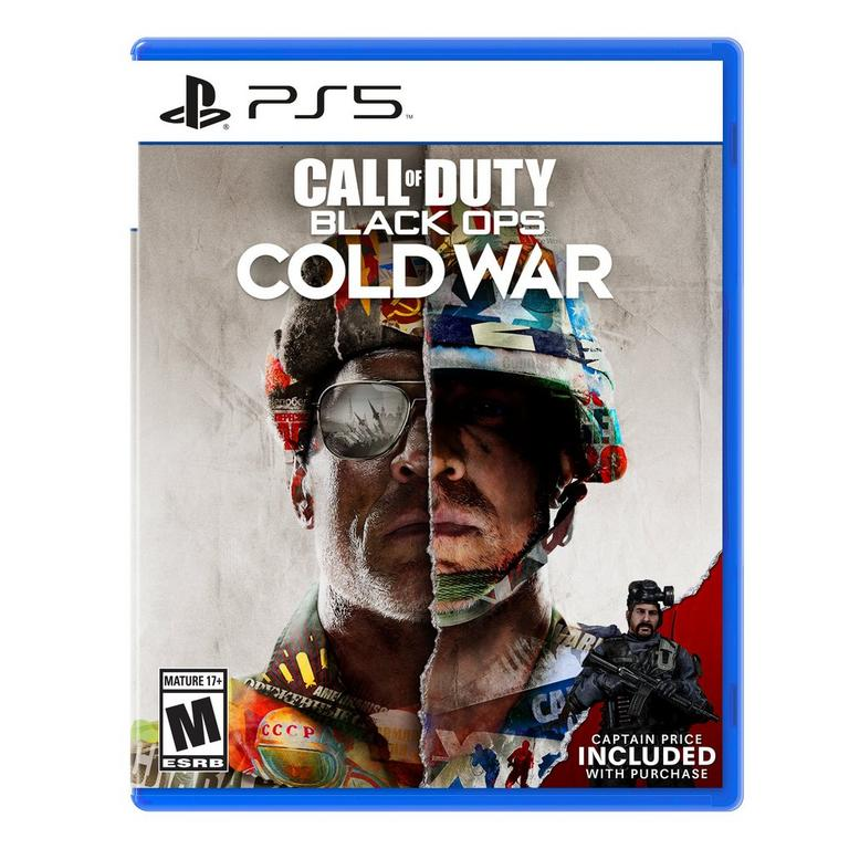 Call Of Duty Black Ops Cold War Playstation 5 Gamestop