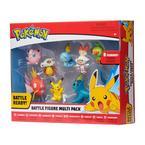 Pokemon 2 inch Battle Figures 8 Pack