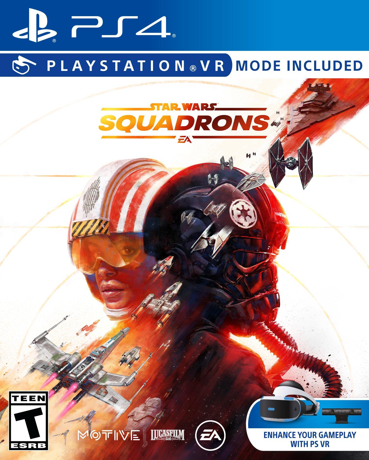 Star Wars: Squadrons | PlayStation 4 | GameStop