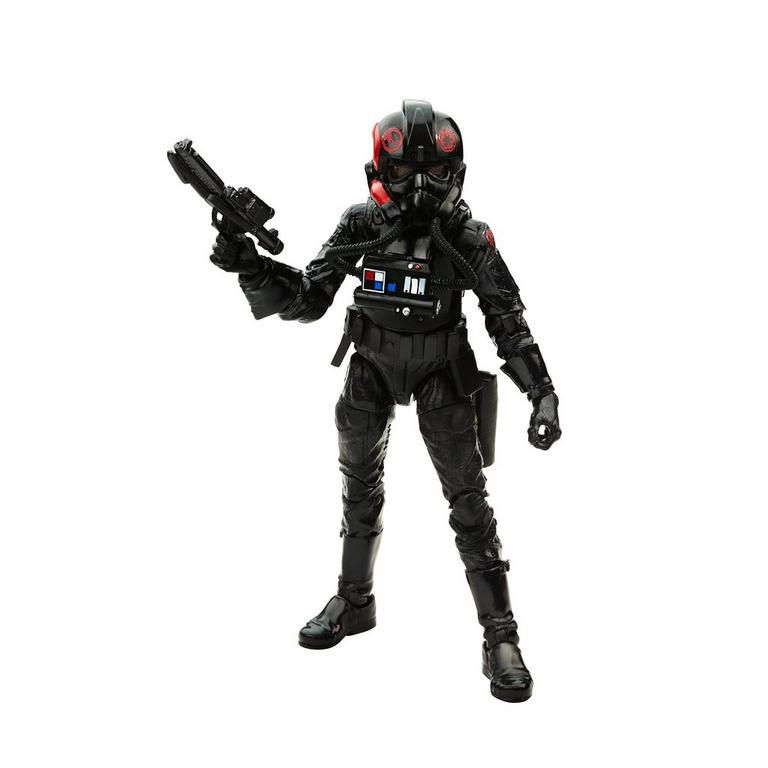 Star Wars: Battlefront II Inferno Squad Agent The Black Series Action Figure Only at GameStop