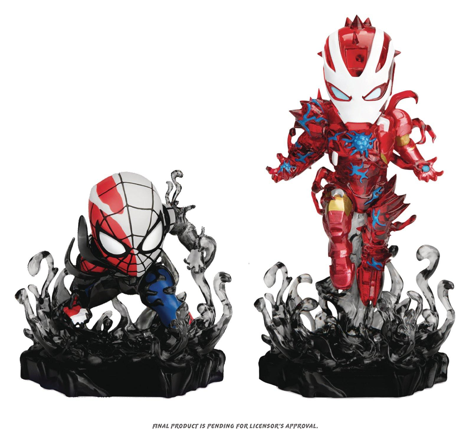 New Best Hot best selling 2020 Venom and Spider-man Figure Model Toys