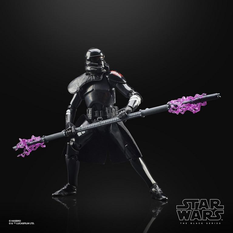 Star Wars Jedi: Fallen Order Electrostaff Purge Trooper The Black Series Figure Only at GameStop