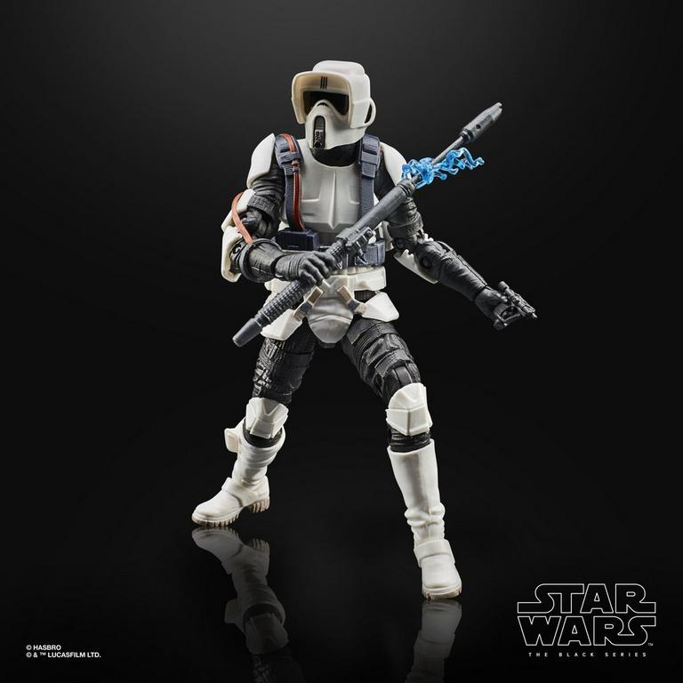 Star Wars Jedi: Fallen Order Scout Trooper The Black Series Action Figure Only at GameStop