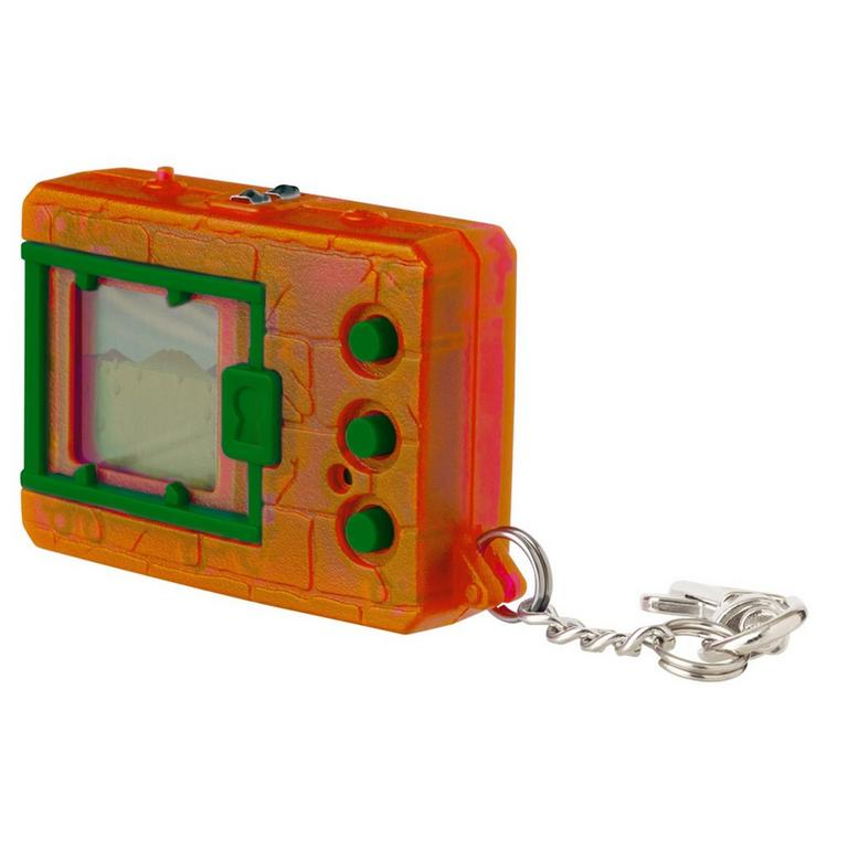 Digimon Translucent Orange Digivice