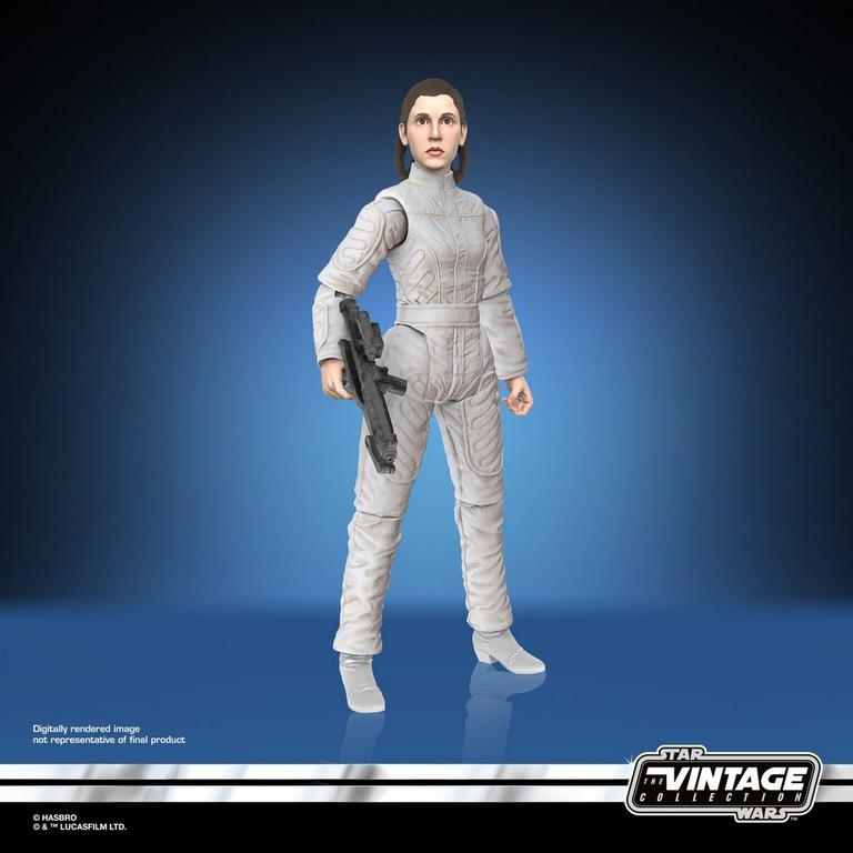 Star Wars: The Empire Strikes Back Princess Leia Organa Bespin The Vintage Collection Action Figure