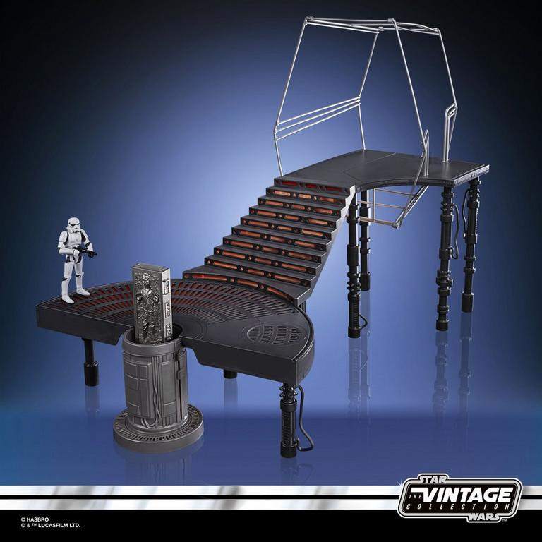 Star Wars: The Empire Strikes Back Carbon-Freezing Chamber The Vintage Collection Playset