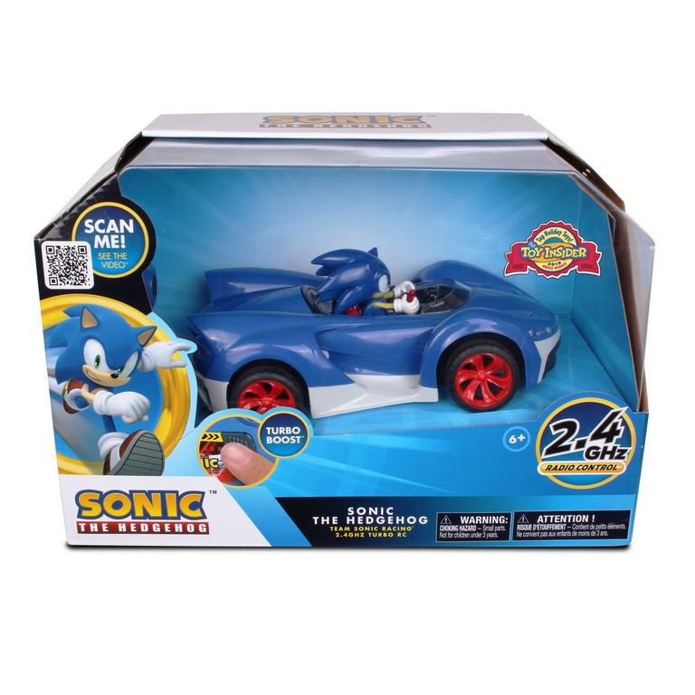 Sonic the Hedgehog: Team Sonic Racing Sonic Turbo RC Car