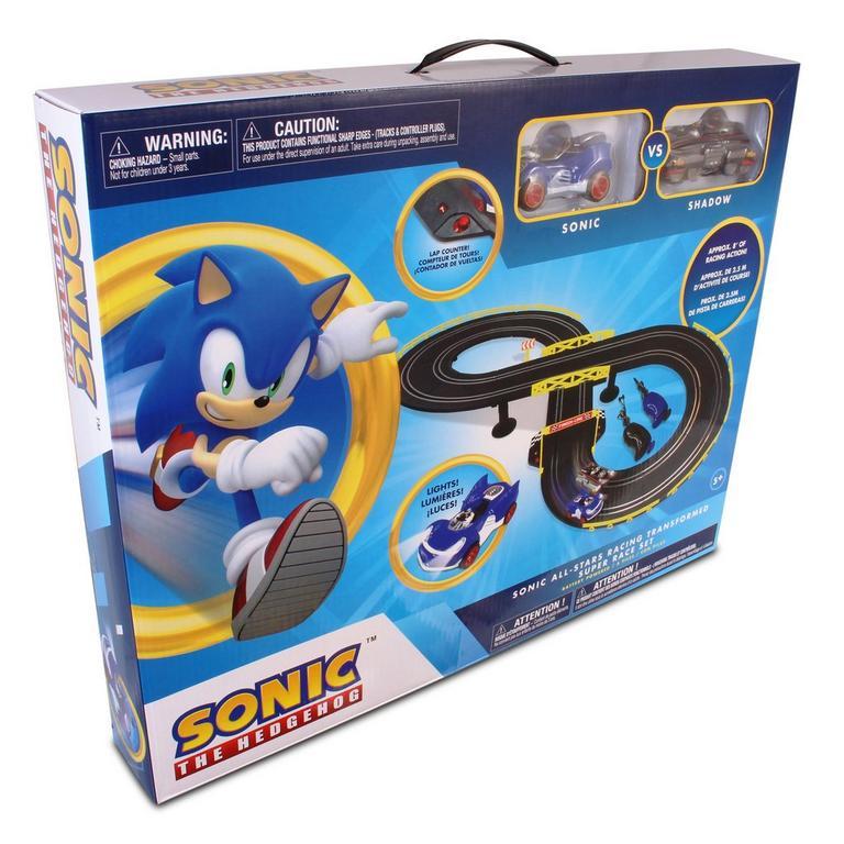 Sonic the Hedgehog: Sonic All-Stars Racing Transformed Super RC Race Set
