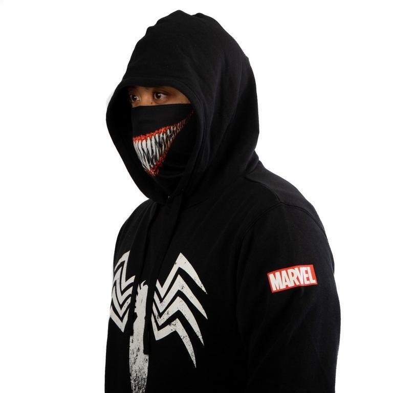 Venom Hoodie with Gaiter