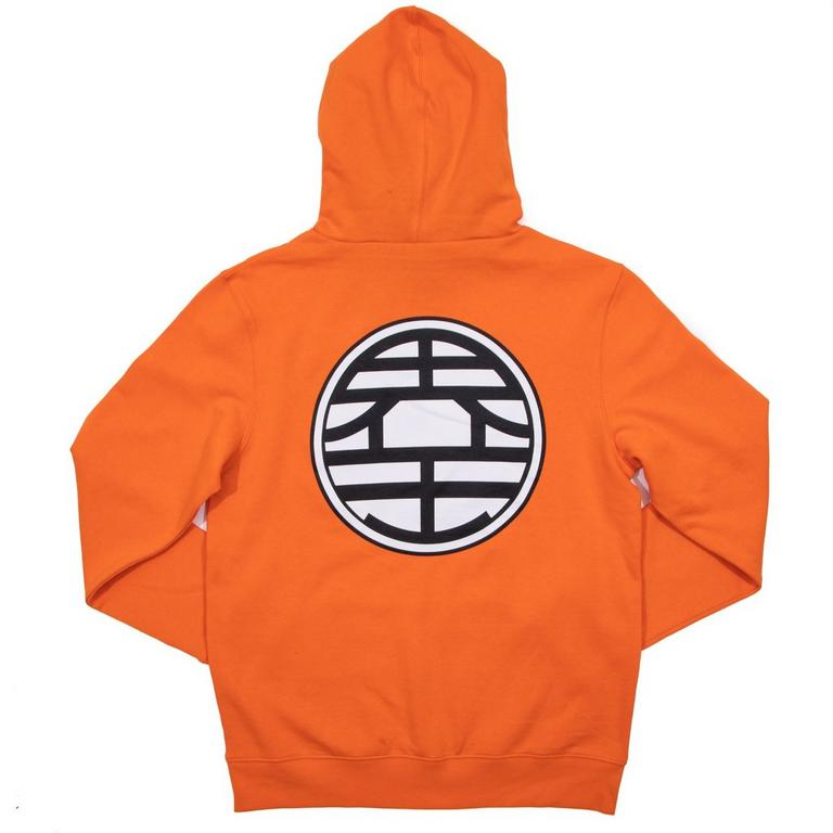 Dragon Ball Z Hoodie with Gaiter